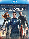 Captain America: The Winter Soldier 2D Bluray