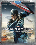 Captain America: The Winter Soldier 3D Bluray