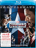 Captain America: Civil WarTarget Exclusive Features