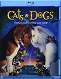 Cats and Dogs Bluray