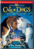 Cats and Dogs Widescreen DVD