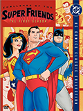 Challenge of the Super Friends: Season 1 DVD