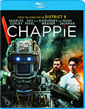 Chappie Bluray