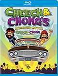 Cheech and Chong's Animated Movie Bluray