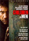 Children of Men Widescreen DVD