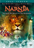 The Chronicles of Narnia: The Lion, The Witch and The Wardrobe Fullscreen DVD