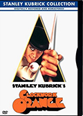 A Clockwork Orange Kubrick Collection DVD