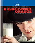 A Clockwork Orange Anniversary Edition Bluray