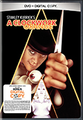 A Clockwork Orange Re-release DVD