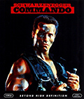 Commando Bluray