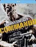 Commando Director's Cut Bluray