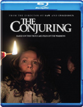 The Conjuring Bluray