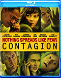 Contagion Combo Pack DVD