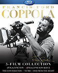 Francis Ford Coppola 5-Film Collection Bluray