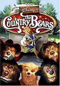 The Country Bears DVD