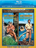 Davy Crockett Double Feature Bluray