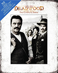 Deadwood: The Complete Series Bluray