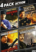 Assassination 4-Pack Action DVD