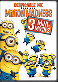 Minion Madness DVD