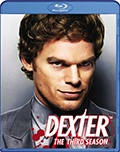 Dexter: Season 3 Bluray