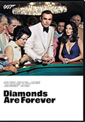 Diamonds Are Forever Re-release DVD