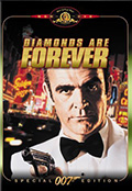 Diamonds Are Forever Special Edition DVD