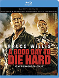 A Good Day To Die Hard Bluray