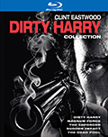 Dirty Harry Collection Bluray