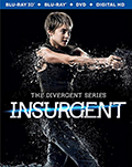 Insurgent 3D Bluray