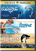 Free Willy Triple Feature DVD