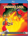 Dragon's Lair Bluray