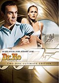 Dr. No Ultimate Edition DVD
