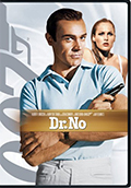 Dr. No Single Disc Re-Release DVD