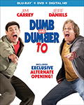 Dumb and Dumber To Bluray