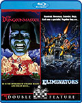 The Dungeonmaster Double Feature Bluray