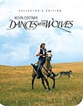 Dances with Wolves Collector's Edition Bluray