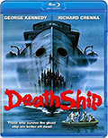 Death Ship Re-release Bluray