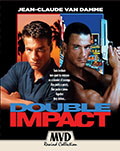 Double Impact Collector's Edition Bluray