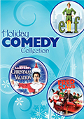 Fred Claus Holiday Comedy Collection DVD