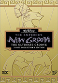 The Emperor's New Groove Collector's Edition DVD