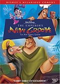 "The Emperor's New Groove ""New Groove"" Edition DVD"