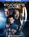 Ender's Game Bluray