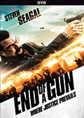 End of a Gun DVD