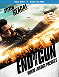 End of a Gun Bluray