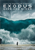 Exodus: Gods and Kings DVD