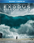 Exodus: Gods and Kings Bluray
