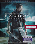 Exodus: Gods and Kings Best Buy Exclusive Bonus Bluray