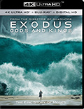 Exodus: Gods and Kings UltraHD Bluray