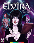 Elvira Mistress of the Dark Limited Edition Bluray