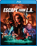 Escape From La Collector's Edition Bluray